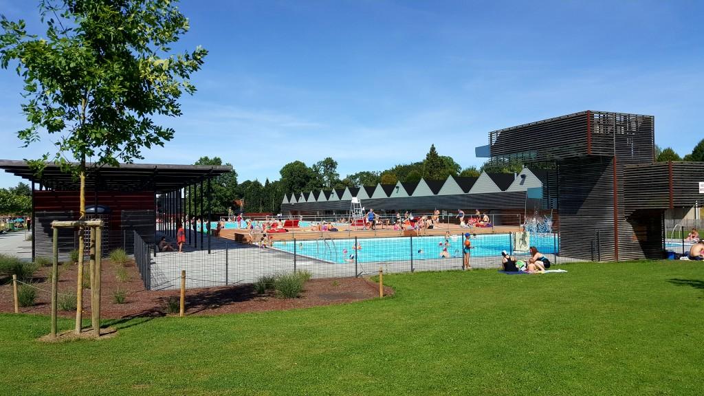 les piscines de plein air domaine de chevetogne